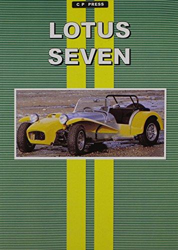 9781841558448: Lotus Seven