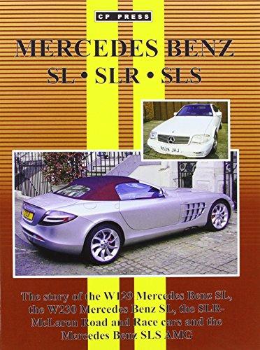 9781841558899: Mercedes Benz SL, SLR, SLS