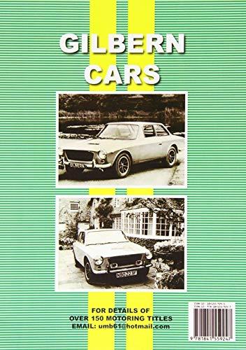 9781841559247: Gilbern Cars