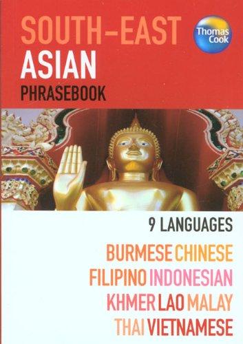 9781841575025: South-East Asian 9 Language Phrasebook, 2nd (Phrasebooks)