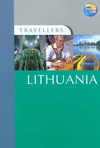 9781841575797: Travellers Lithuania (Travellers - Thomas Cook)