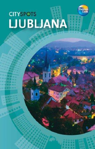 9781841576350: Ljubljana (CitySpots)