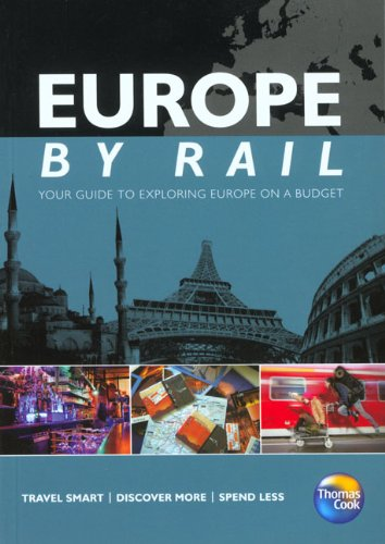 9781841579580: Europe by Rail, 10th (Thomas Cook by Rail Guides)