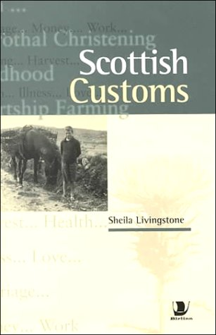 9781841580609: Scottish Customs