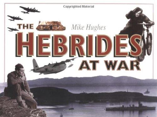9781841581439: The Hebrides at War