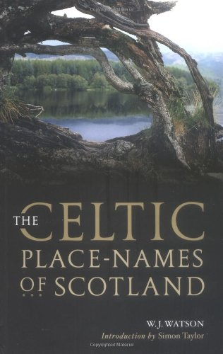 9781841583235: The Celtic Placenames of Scotland