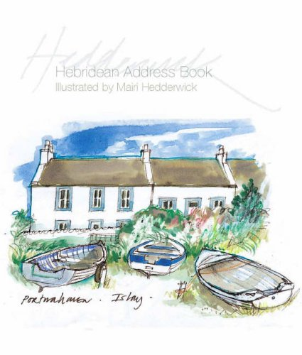 9781841583440: Hebridean Pocket Address Book 2006