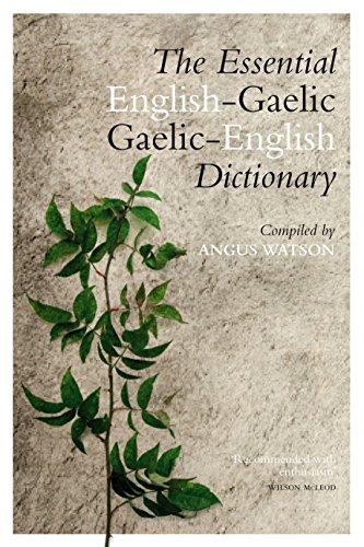9781841583679: Essential English-Gaelic/Gaelic-English Dictionary