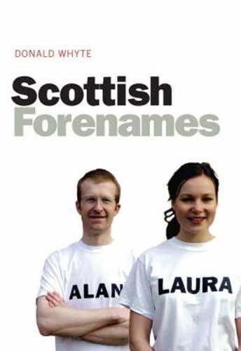 9781841583983: Scottish Forenames