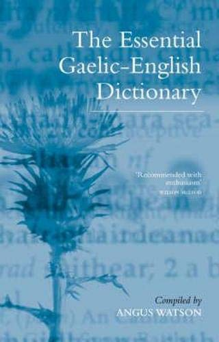 9781841586311: The Essential Gaelic-English Dictionary