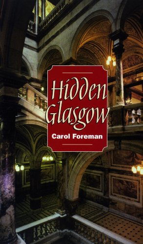 9781841587202: Hidden Glasgow