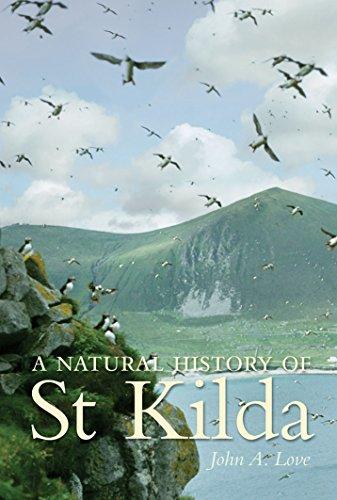 9781841587974: A Natural History of St Kilda