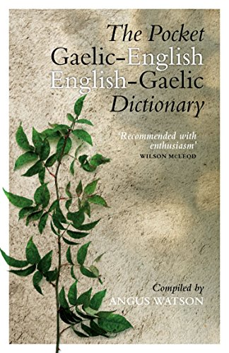 9781841588087: The Pocket Gaelic-English/ English-Gaelic Dictionary