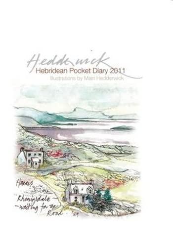 9781841588568: Hebridean Pocket Diary 2011
