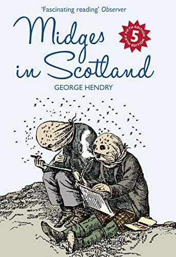 9781841589381: Midges in Scotland