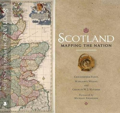 9781841589695: Scotland: Mapping the Nation