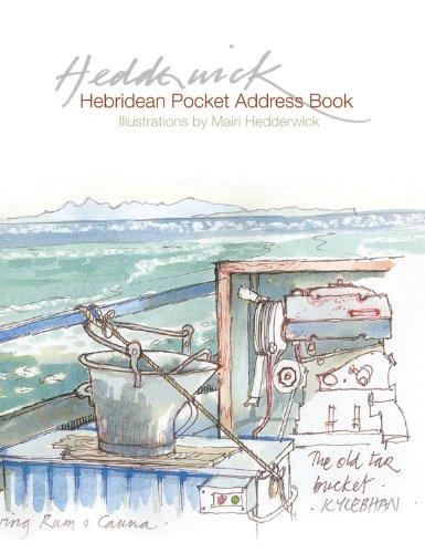 9781841589886: The Hebridean Pocket Address Book