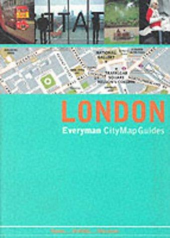 9781841590547: London (Everyman CityMap Guides)