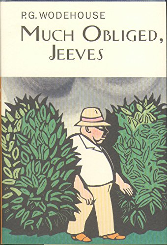 9781841591292: Much Obliged, Jeeves (Everyman's Library P G Wodehouse)