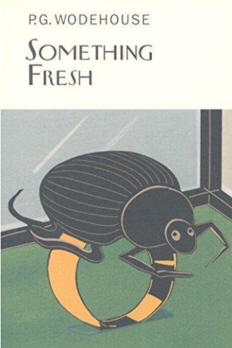 9781841591377: Something Fresh (Everyman's Library P G WODEHOUSE)