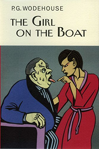 9781841591520: The Girl on the Boat (Everyman's Library P G WODEHOUSE)