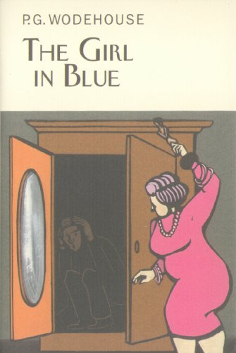 9781841591711: The Girl in Blue (Everyman's Library P G WODEHOUSE)