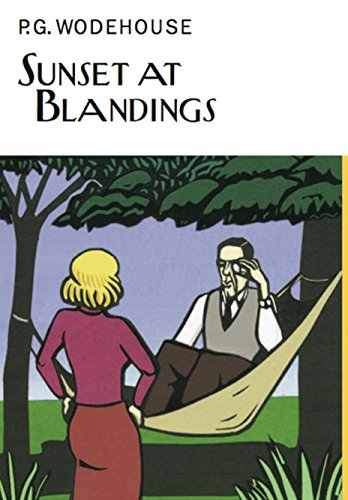 9781841591988: Sunset At Blandings