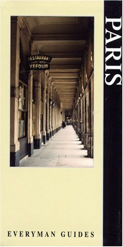 9781841592114: Paris Guide - 5th edition (Everyman Guides)