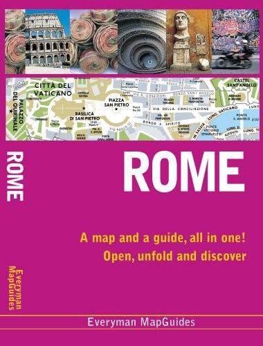 9781841592329: Rome EveryMan MapGuide 2007 (Everyman MapGuides)