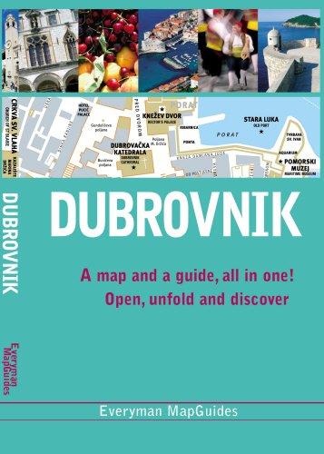 9781841592626: Dubrovnik Everyman MapGuide (Everyman MapGuides)