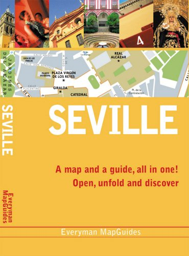 Seville (Everyman MapGuides) (Everyman MapGuides) (1841592641) by Everyman