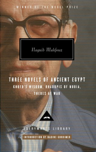 9781841593050: Mahfouz Trilogy Three Novels of Ancient Egypt