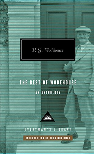 9781841593067: The Best of Wodehouse (Everyman's Library P G WODEHOUSE)