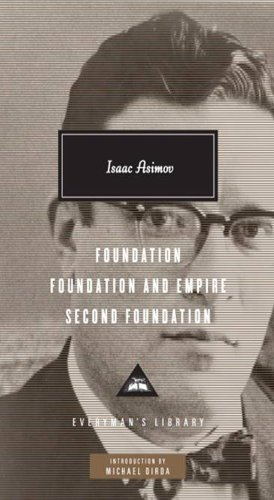 9781841593326: Foundation, Foundation and Empire, Second Foundation (Everyman's Library (Cloth)) (Everyman's Library (Alfred A. Knopf, Inc.))