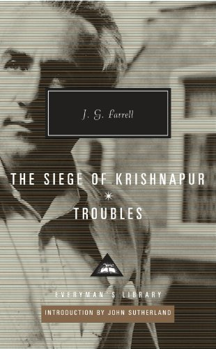 9781841593449: Troubles: Seige of Krishnapur