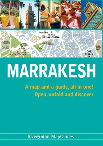 9781841595283: Everyman MapGuide to Marrakesh (Everyman Citymap Guides)