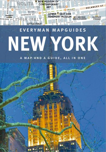 New York Everyman Map Guide (1841595527) by [???]