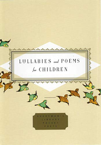 9781841597485: Lullabies And Poems For Children (Everyman's Library POCKET POETS)