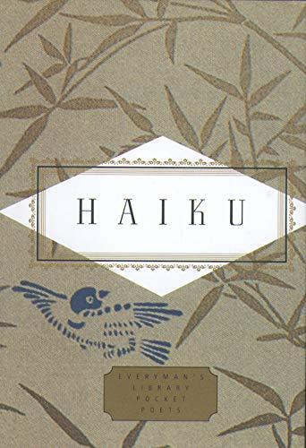 9781841597553: Japanese Haiku Poems (Everyman's Library POCKET POETS)