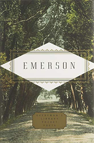 Emerson: Poems (Everyman's Library Pocket Poets): Emerson, Ralph Waldo