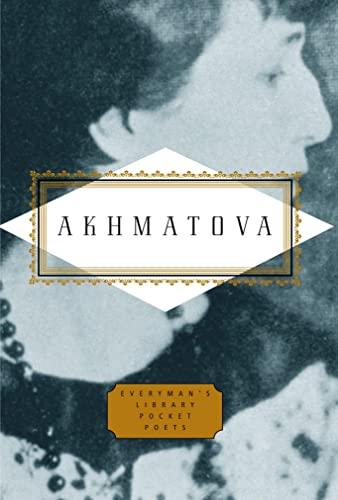 9781841597706: Anna Akhmatova: Poems (Everyman's Library POCKET POETS)