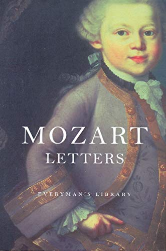 Mozart's Letters (1841597732) by W. A. Mozart