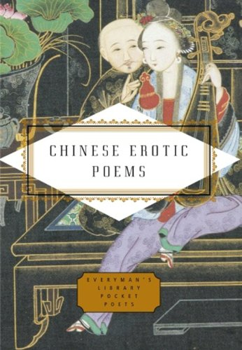 9781841597744: Chinese Erotic Poems