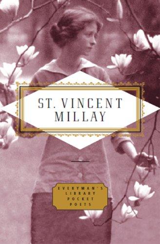 9781841597850: Poems: Edna St Vincent Millay