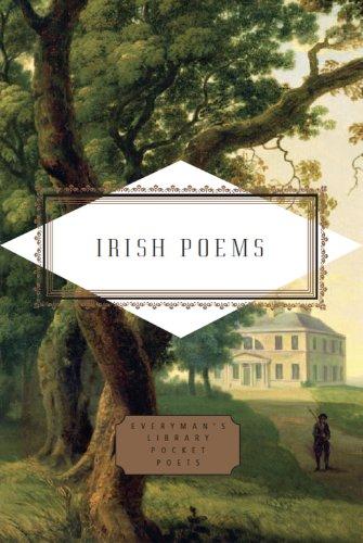9781841597867: Irish Poems (Everyman's Library POCKET POETS)