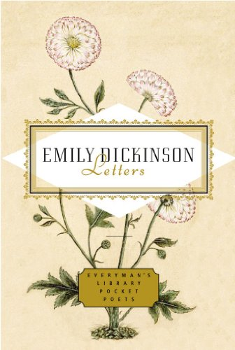 9781841597898: Letters of Emily Dickinson (Everyman's Library POCKET POETS)
