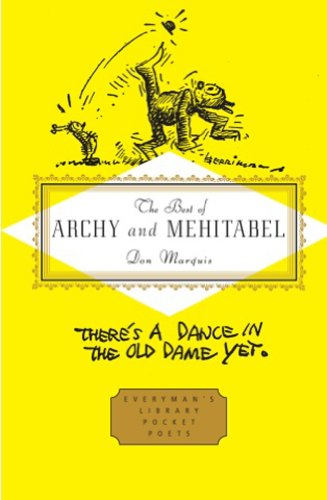 Best of Archy and Mehitabel: Marquis, Don