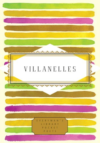 Villanelles. (1841597929) by Everyman
