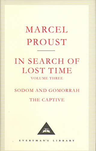 9781841598987: In Search Of Lost Time, Vol. 3: v. 3 (Everyman's Library Classics)