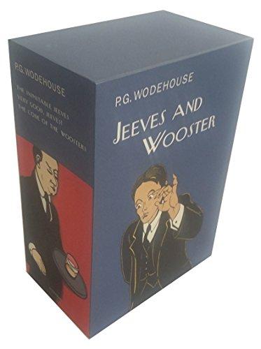 9781841599700: Wodehouse Jeeves Boxset
